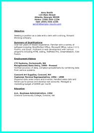 Cover Letter Resume For Data Entry Value Based Resume For Data