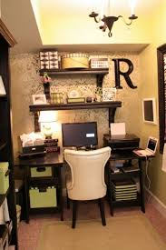 Design Small Office Space Enchanting I Might Be Biased Because Of The R But What A Cute Office Nook