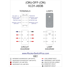 momentary switch on off on rocker switch pros momentary switch wiring diagram