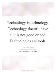 modern technology good or bad essay