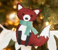 Top 38 Easy And Cheap DIY Christmas Crafts Kids Can Make  Amazing Christmas Felt Crafts