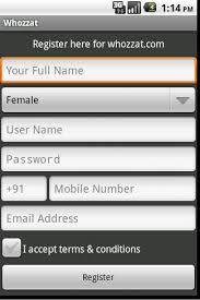 forms - Scrollable layout in Android - Stack Overflow