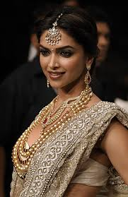 Wedding Hair Style Picture love deepikas hairstyles use this look for an indian wedding 8265 by wearticles.com