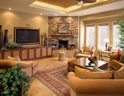 contemporary living room with corner fireplace. 20 Cozy Corner Fireplace Ideas For Your Living Room Inside Idea 6 Contemporary With