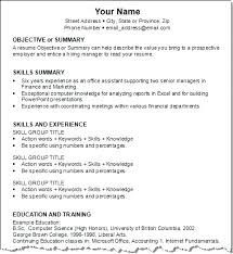 Beautician Resume – Foodcity.me