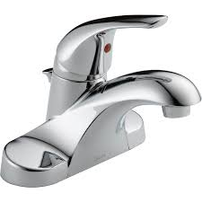 mesmerizing bathroom faucet replacement handles sink ideas delta chrome 1 handle 4 in centerset at