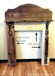 faux wood mantel fireplace surround image x pixels beam uk