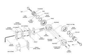 Schlage Locks Parts Schlage Locks Parts A Nongzico