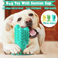 Собака игрушки двойная присоска буксир жевательная <b>игрушка</b> ...