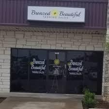 bronzed and beautiful tanning salon