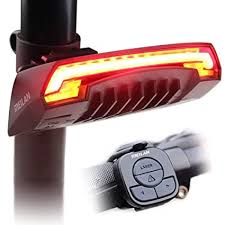 <b>Meilan X5 Smart Bike</b> Tail Light -Automatic Brake Highlight,Wireless ...