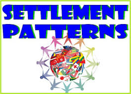 Settlement Patterns Unique Global Settlement Patterns And Sustainability Grade 48 Geography