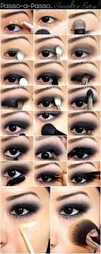 the thing i get asked most about great tutorial this is a great pattern for many eye shapes black smoky eye makeup tutorial for asian eyes