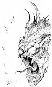 sea monster drawing. Beautiful Drawing Sea Monster 2 By ArcherMonster  To Drawing
