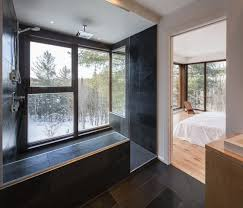country bathroom designs 2013. Country Residence In 2013 With Black Bathroom Design And Glass Window Floor Wall Natural Stone Material Designs G