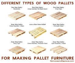 diy pallet furniture types of wood pallets to make furniture easy diy pallet furniture plans
