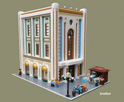 Lego Head Office My Latest MOC Is Called Astrid And Associates Architecture Firm This Building The New Head Office For As A Showc Lego
