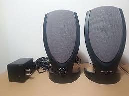 harman kardon desktop speakers. harman kardon hk206 powered computer speakers desktop p