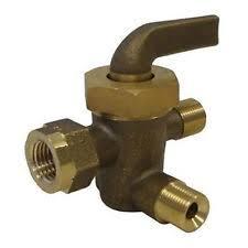 john deere antique vintage equipment parts for tractor 3 way fuel valve for john deere ar b rb g