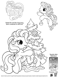 Small Picture My Little Pony Coloring Page Pony Craft and Printable pictures