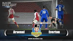 Highlights Arsenal vs Everton Premier League Matchday 33 2020/21 - Buaksib