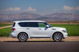 2014 INFINITI QX80 Review, Ratings, Specs, Prices, and Photos ...