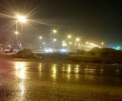 هطول أمطار على الرياض.. وتنبيه متقدم على الدوادمي