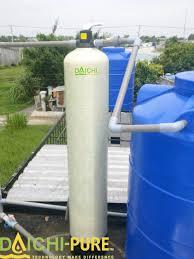 BỘ XỬ LÝ NƯỚC SINH HOẠT DCC-01 – DAICHI   Máy lọc nước và xử lý nước dân  dụng & công nghiệp