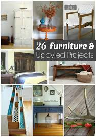 furniture upcycling ideas. 26 Furniture \u0026 Upcycled Projects! {Features} Upcycling Ideas