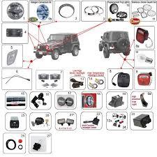 17 best images about jeep tj parts diagrams models interactive diagram jeep tj lighting parts