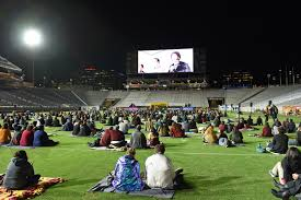 Sun Devil Stadium Seating Chart 2016 Movies On The Field Unites Film Lovers At Sun Devil Stadium
