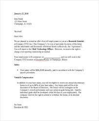 employment letter examples example of offer of employment letter filename reinadela selva