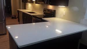 sparkling white quartz countertop traditional