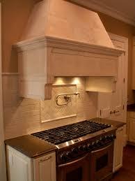 Kitchen Hood Kitchen Sleek Surface For Ventless Kitchen Hood Between Wooden