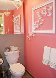 really cool bathrooms for girls. Fine Really Coral Makes This Bathroom Color Really Pop I Love The Paint Theme Great  Idea For A Girls It Little Bedroom Throughout Really Cool Bathrooms For Girls