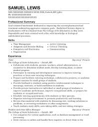 Best Organic Chemistry Lab Teaching Assistant Resumes Resumehelp