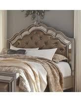 Fleur De Lis Living Randell Panel Upholstered Headboard W001090847 Size: King