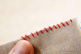 かがり 縫い