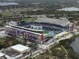 Citrus Bowl Seating Chart Football Camping World Stadium Chart Florida Citrus Bowl Football
