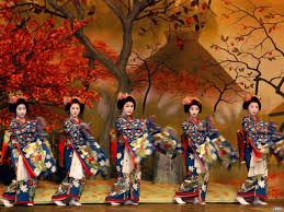 Японские народные танцы mikado • Виртуальная Япония Японские народные танцы