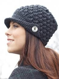 Crochet Hat Patterns Free Magnificent 48 Free Crochet Hat Patterns AllFreeCrochet