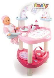 Набор для купания и кормления куклы <b>Smoby Baby Nurse</b> 24663 в ...