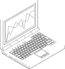 laptop clipart. laptop clip art free vector 603.96kb clipart
