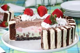 The Best Ice Cream Cake Ever Mrfoodcom