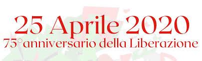 75° anniversario della Liberazione 25 Aprile 2020 — Site