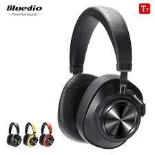 <b>Bluedio T7</b> Bluetooth <b>Headphones</b> ANC <b>Wireless Headset</b> bluetooth ...