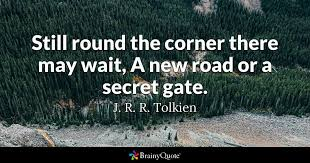 Tolkien Quotes Mesmerizing J R R Tolkien Quotes BrainyQuote