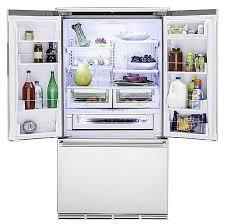 viking d3 22 counter depth french door refrigerator