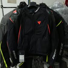dainese super rider d dry hybrid leather mesh jacket sports sports equipment on carou