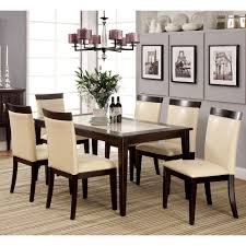 stylish dining room furniture round polyurethane vintage medium brown wood lacquered silver fir live edge oversized
